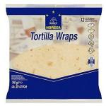 Horeca select Tortilla wraps 12x60g