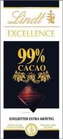 Lindt Excellence 99% Cacao 50g